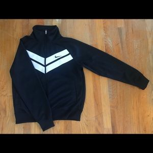 Nike Athletic Full Zip Jacket